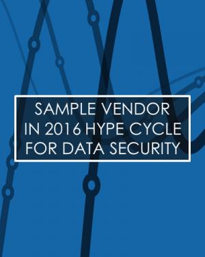 format preserving encryption data security sample vendor