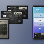 Penta Security Biometrics Cryptocurrency Wallet