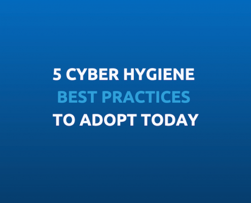 cyber hygiene best practices